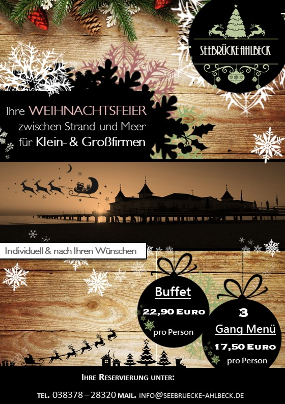 X-MAS Party Ahlbeck